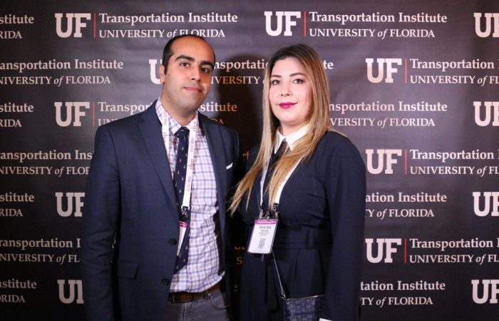 We attended TRB Annual Meeting – Transportation Research Board
