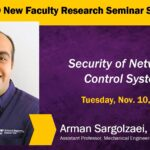 Research Seminar by Dr. Sargolzaei