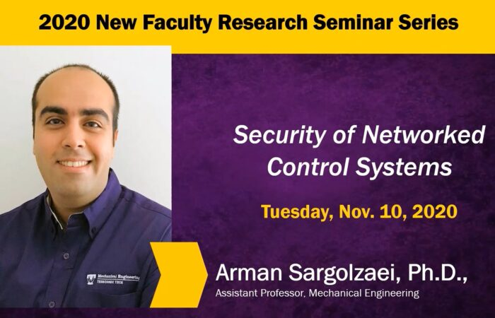 Research Seminar by Dr. Sargolzaei
